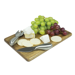 Petite Rectangular Cheese Board  Wooden