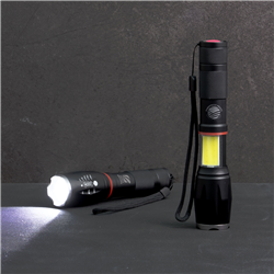 2 In 1 Torch  Work Light
